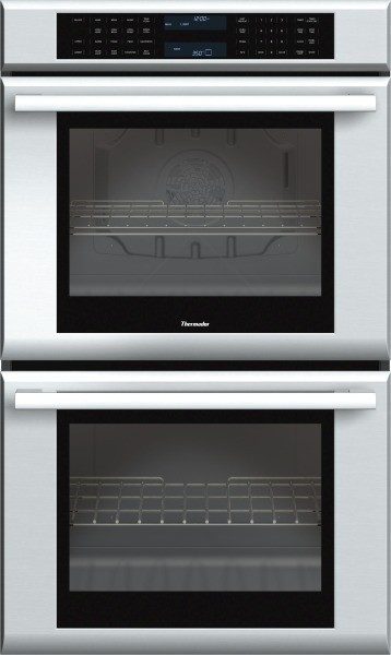 Thermador Me302js 30 Inch Double Electric Wall Oven With 4