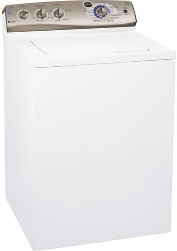 Ge Ptwn6050mwt 27 Inch Top Load Washer With 3 6 Cu Ft
