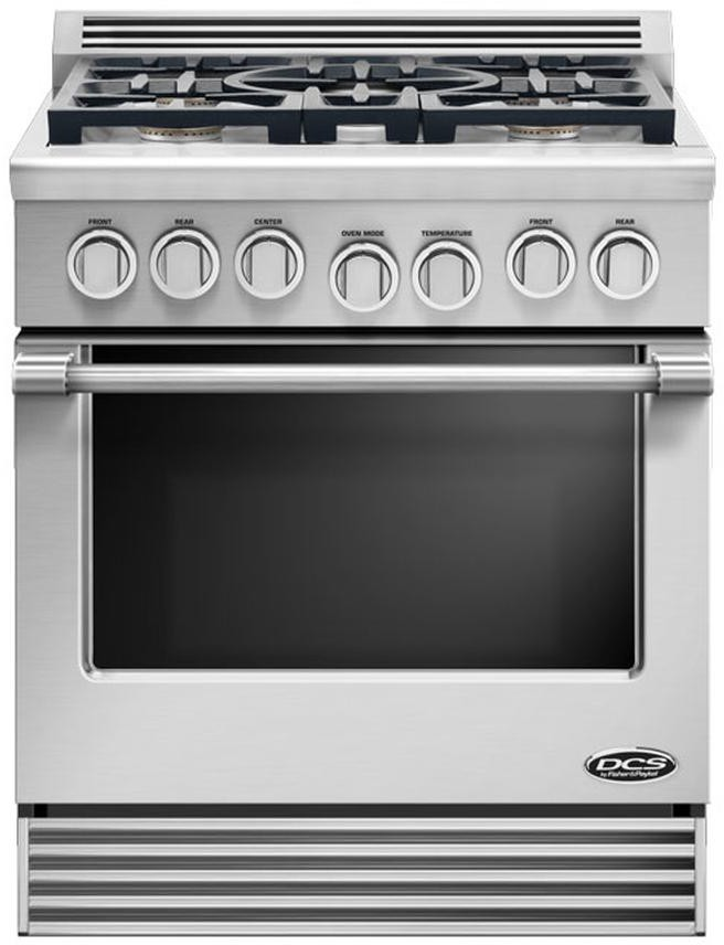 Dcs Rgv305l 30 Inch Pro Style Slide In Gas Range With 5