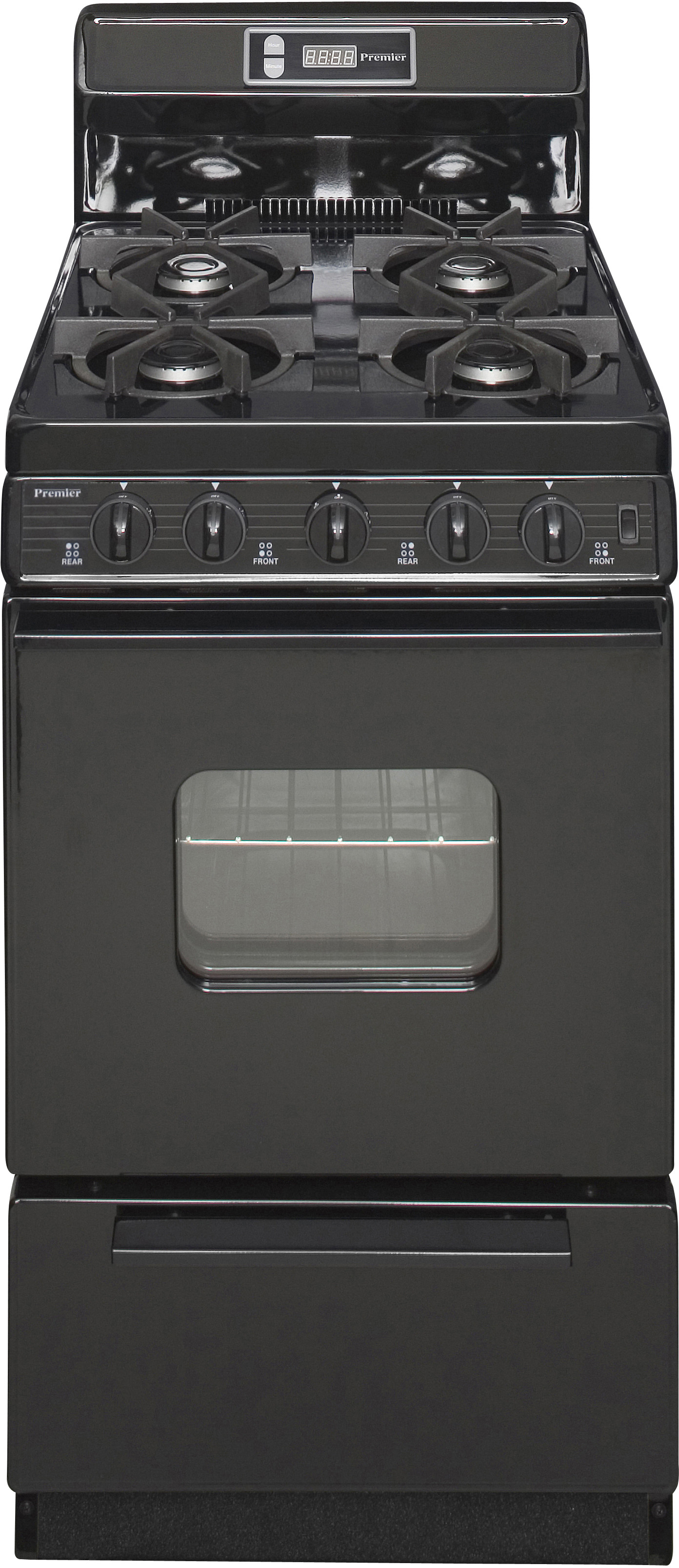 Premier Sak220xp 20 Inch Freestanding Gas Range With 4