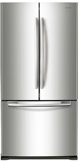 Samsung Rf18hfenbsr 33 Inch Counter Depth French Door