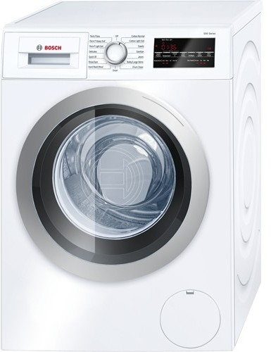 Bosch Wat28401uc 24 Inch 2 2 Cu Ft Front Load Washer
