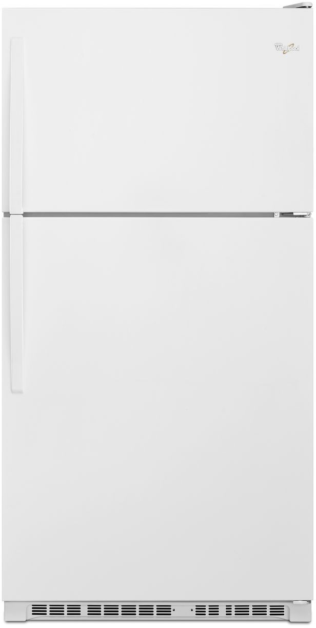 Whirlpool Wrt311fzdw 33 Inch Top Freezer Refrigerator With