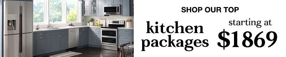 Kitchen Liance Packages Help Ease The Ing Process Because You Simply Select Package That Best Meets Your Needs Instead Of Selecting A Piece At